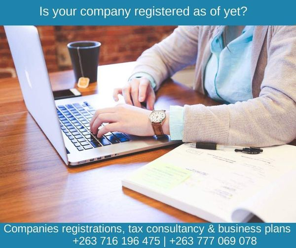 Company Registration 2021